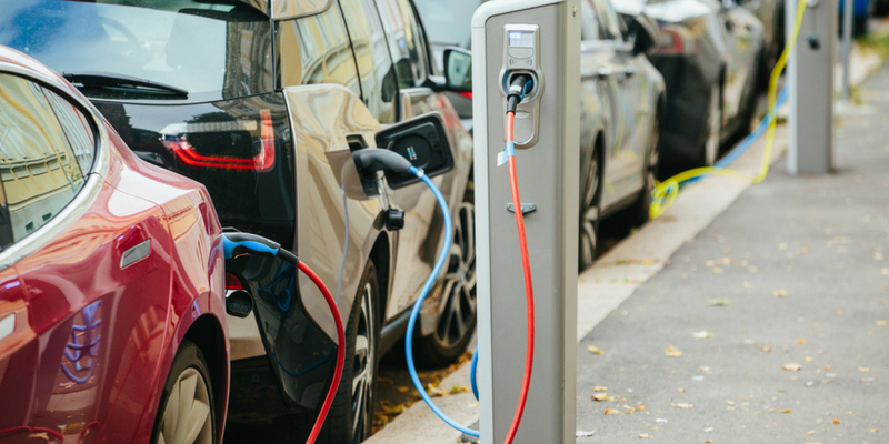 India EV charging outlets market