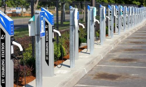 electric vehicle charging outlets market