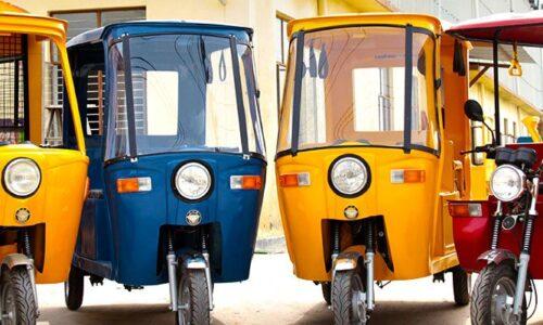 India Electric Rickshaw (E-Rickshaw) Market