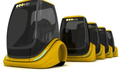 Global Robo-Taxi Market