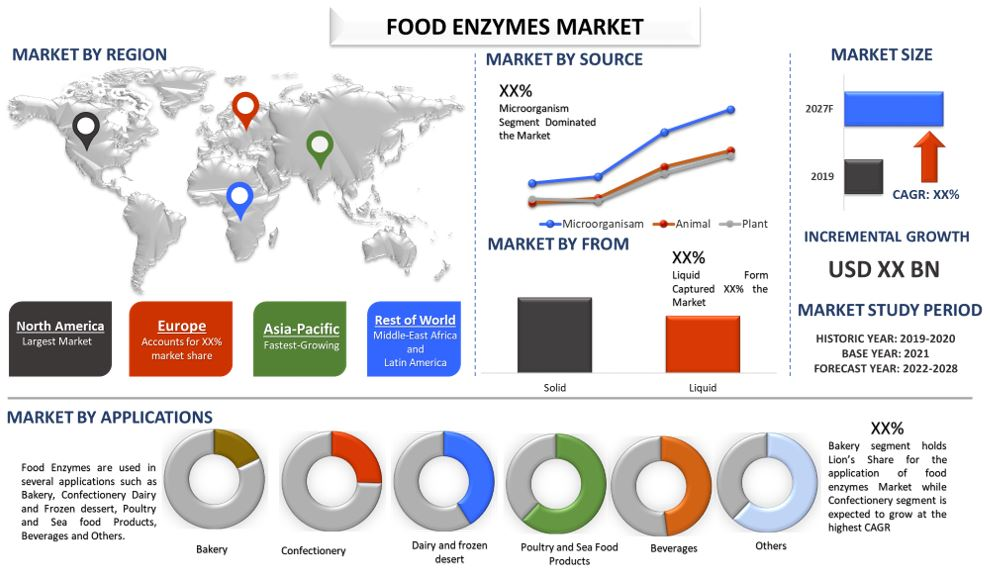 Food Enzymes Market 1