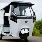 India Electric Rickshaw