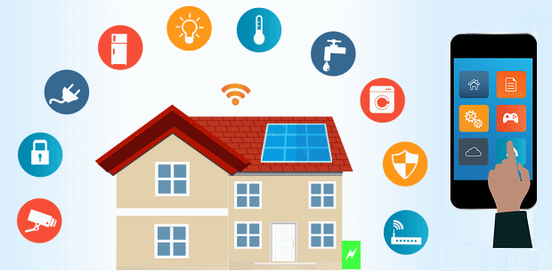 Smart Homes Technology Market