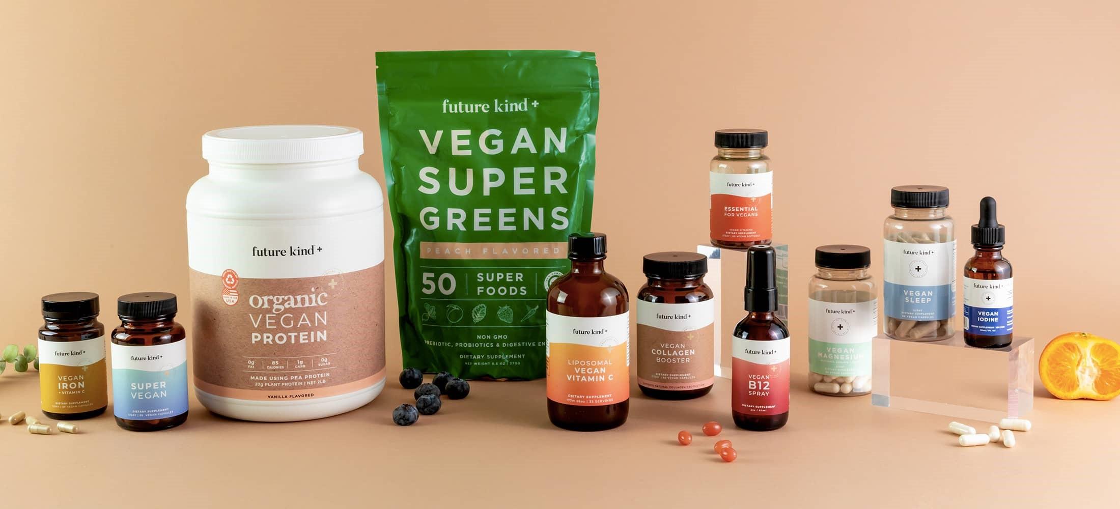 Vegan Supplement Market
