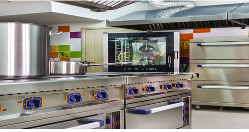 Commercial Cooking Equipment Market