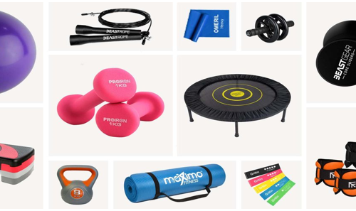 At-home Fitness Equipment market
