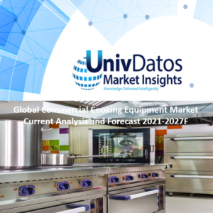 Commercial Cooking Equipment Market: Current Analysis and Forecast (2021-2027)