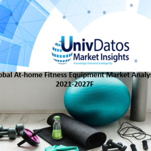 At-Home Fitness Equipment Market: Current Analysis and Forecast (2021-2027)