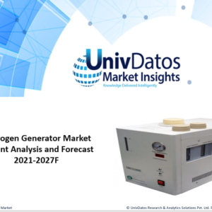 Hydrogen Generator Market: Current Analysis and Forecast (2021-2027)