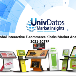 Interactive E-commerce Kiosks Market: Current Analysis and Forecast (2021-2027)